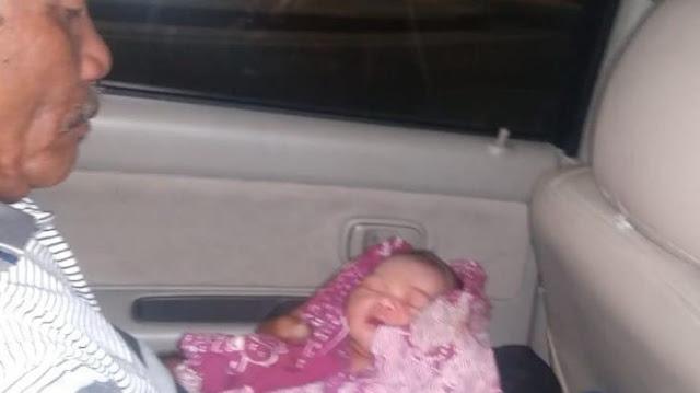 Astaghfirulllah, Bayi Baru Lahir Dibuang di Warung Kopi di Surabaya