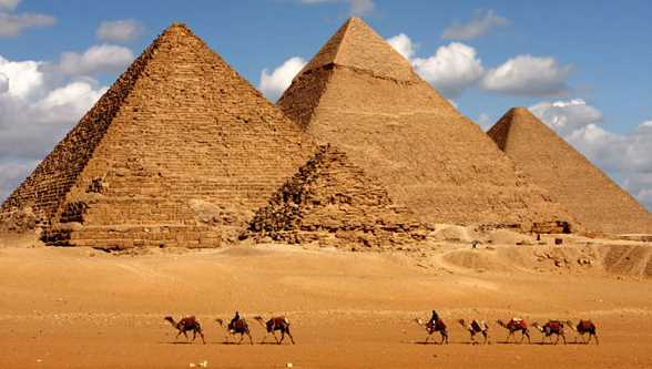 Inilah Misteri Dibalik Kemegahan Piramida Mesir