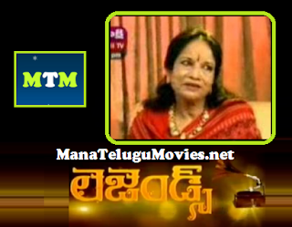Vani Jayaram in Legends -E 3