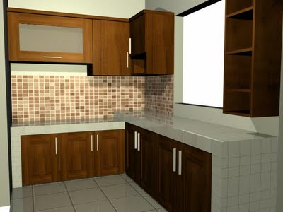 Gambar Desain Dapur Minimalis On Cantik Yang Naura Syafiqa