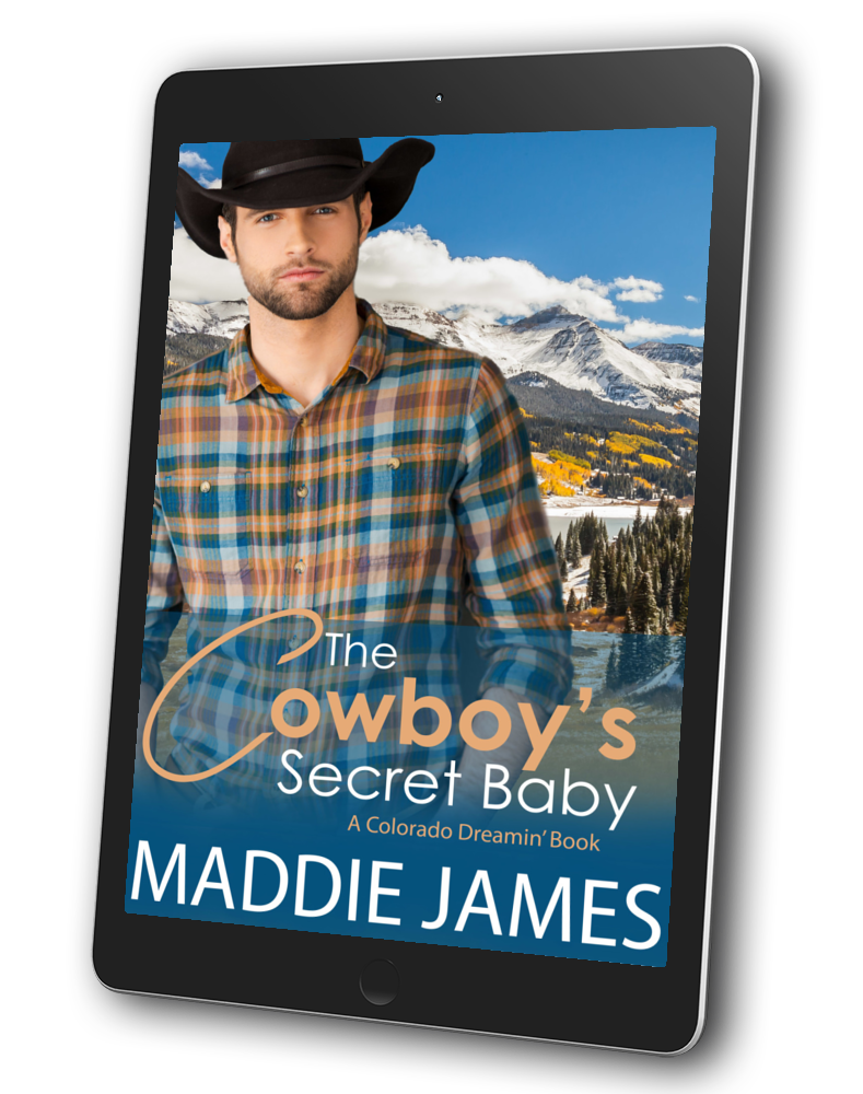 Maddie James: Romance, Mystery, Secrets, and Second Chances