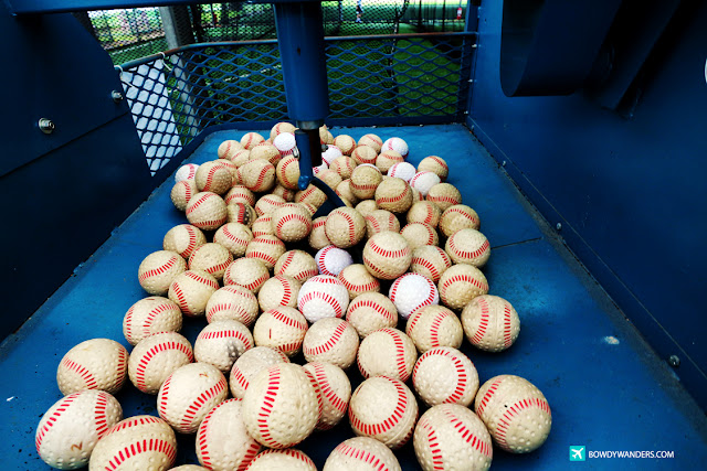 Sports Kinesis: Why You Should Try Singapore's Human vs. Machine Batting Cage!
