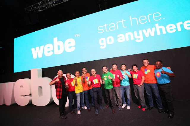 P1 is now webe !