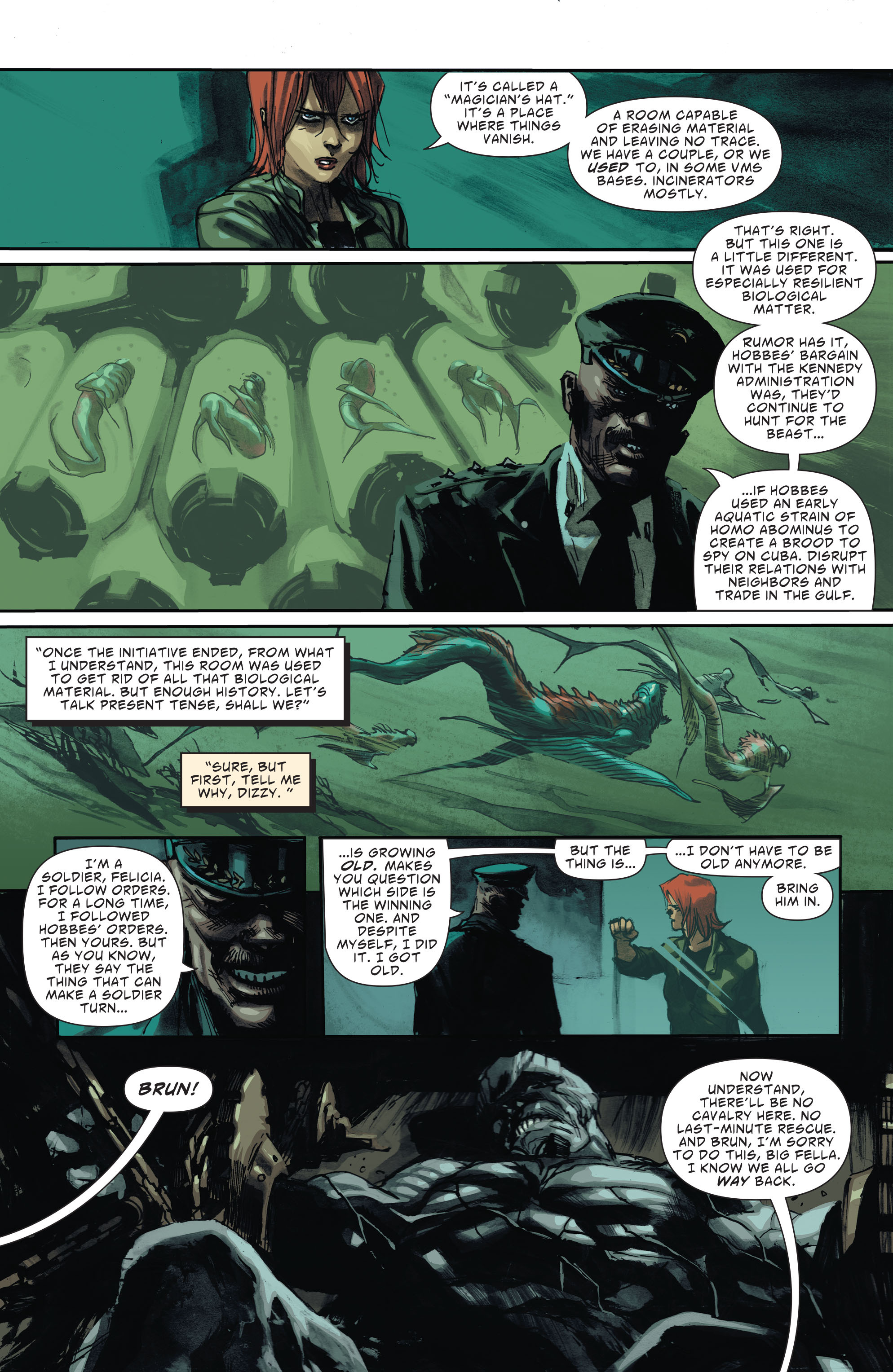Read online American Vampire: Second Cycle comic -  Issue #9 - 9