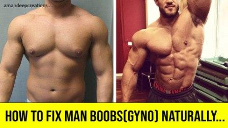 Gynecomastia Cure | How to get rid of Man Boobs naturally in Hindi