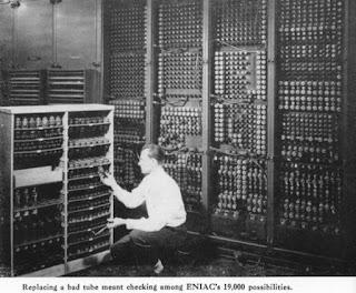 Komputer Generasi Pertama (1946 – 1959)
