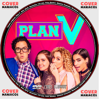 GALLETA PLAN V 2018 [ COVER DVD ]