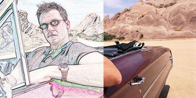 Membuat Foto Gambar Sketsa Tangan di GIMP