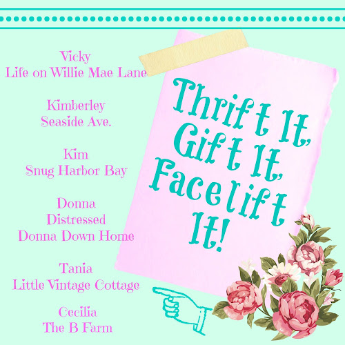Thrift It, Gift It, Facelift It!
