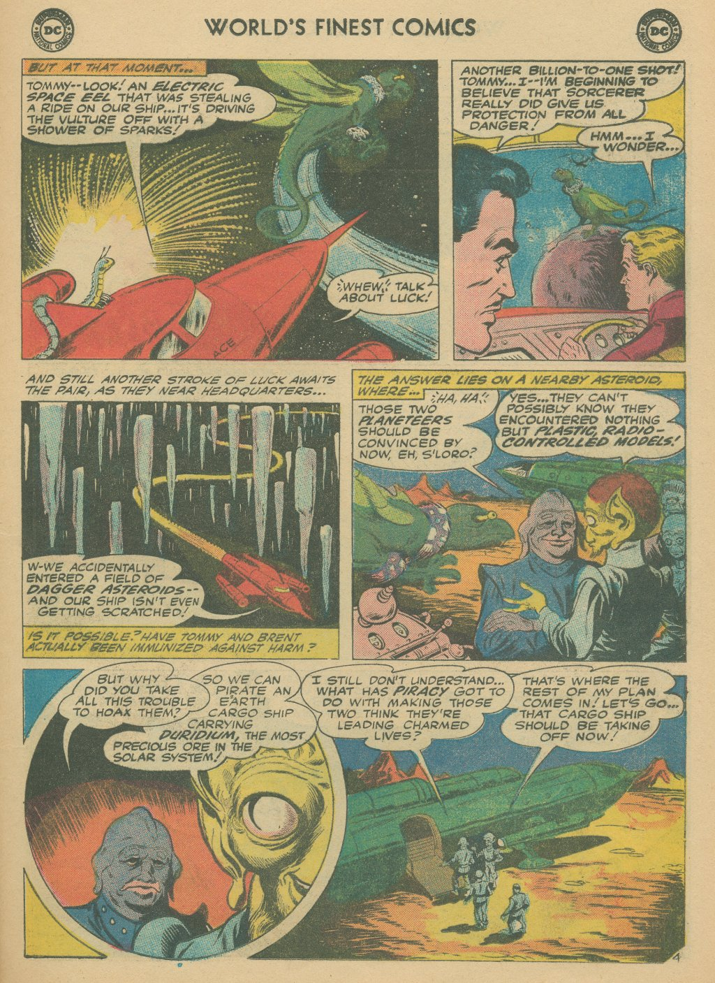 Read online World's Finest Comics comic -  Issue #108 - 21
