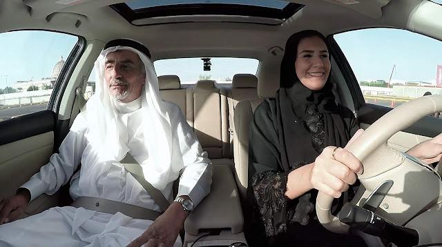 Nissan coloca mulheres sauditas ao volante - vídeo