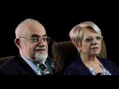 Stanton Friedman and Kathleen Marden