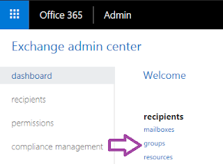 Convert Bulk Distribution Groups to Office 365 Groups