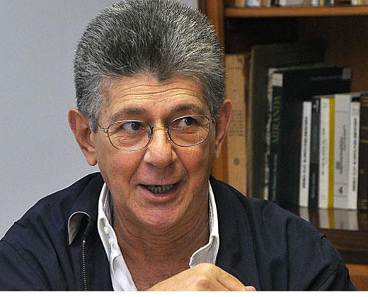 """Los """"grandes derrotados"""" del plebiscito en Colombia, según Ramos Allup"""