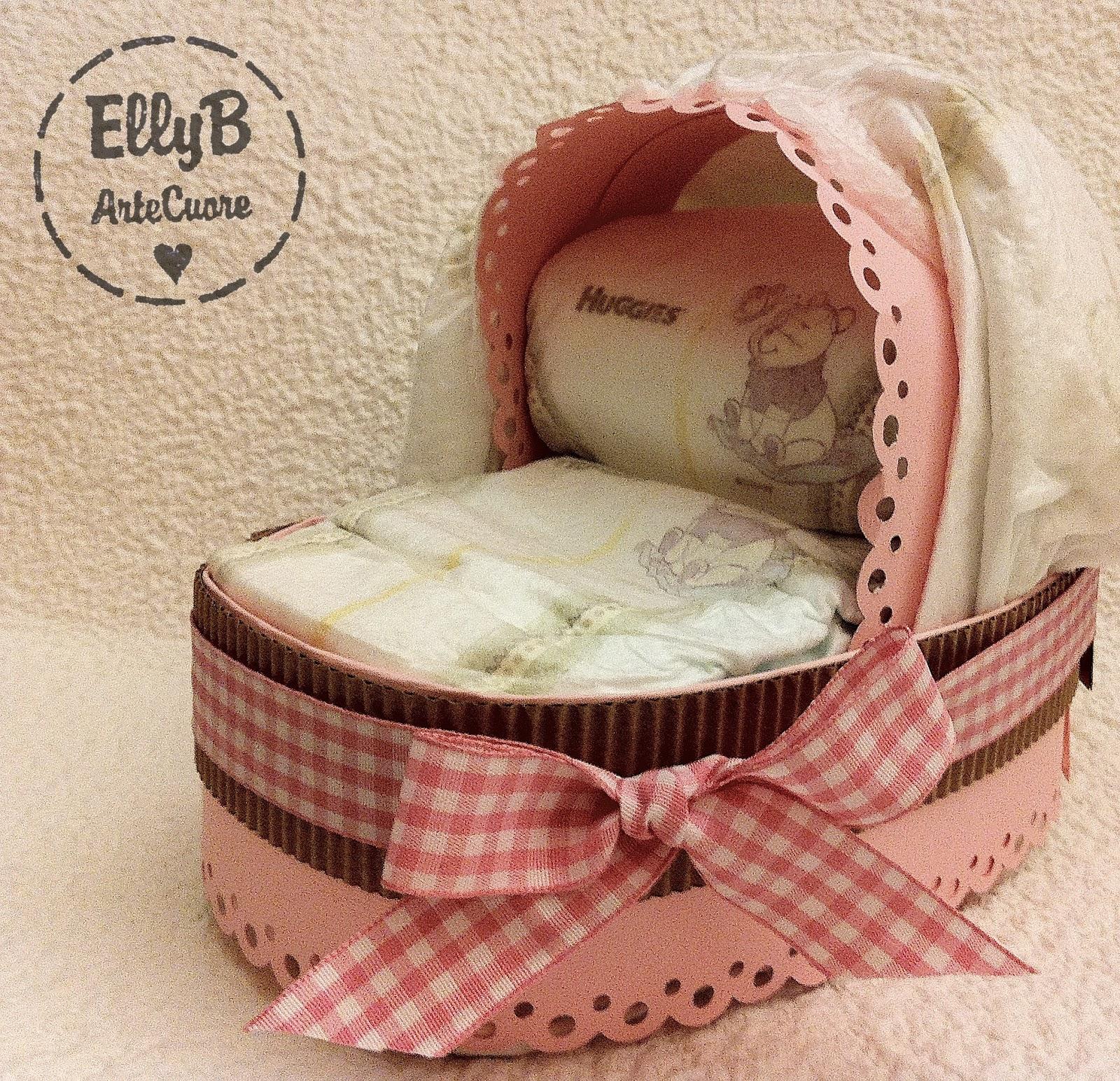 Top EllyArtecuore: Baby Culla OL86