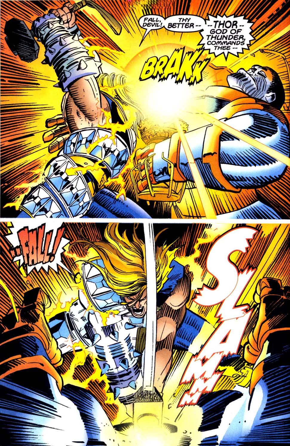 Thor (1998) Issue #25 #26 - English 34