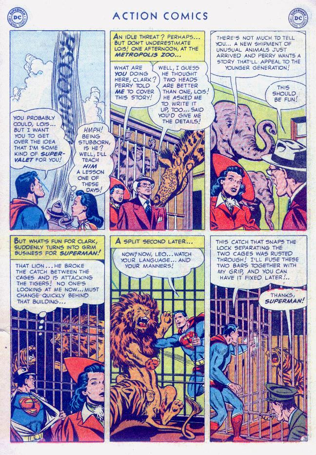 Read online Action Comics (1938) comic -  Issue #159 - 5