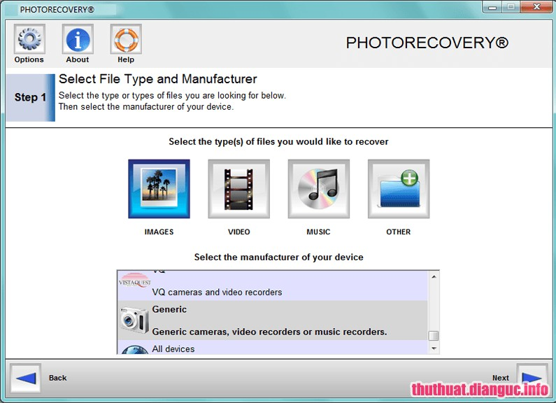 Download PHOTORECOVERY Professional 2019 5.1.8.8 Full Crack, PHOTORECOVERY Professional 2019 free download, PHOTORECOVERY Professional 2019 full key, phần mềm khôi phục dữ liệu