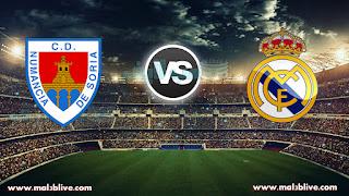 مشاهدة مباراة ريال مدريد ونومانسيا Numancia Vs Real madrid بث مباشر بتاريخ 04-01-2018 كأس ملك إسبانيا