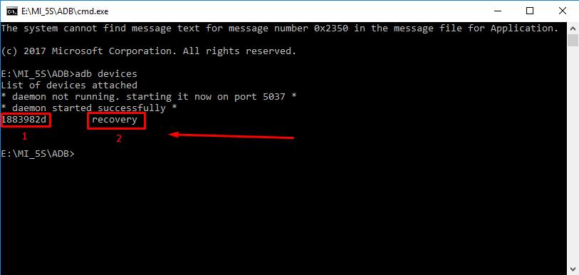 Pindahkan Hasil Backup TWRP ke PC