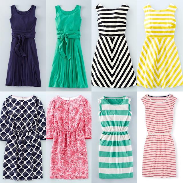 Boden sale dresses Summer 2016