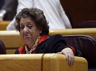 el villano arrinconado, humor, chistes, reir, satira, Rita Barbera, Partido Popular, Senado