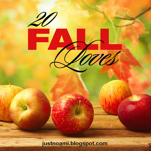 20 Fall Loves