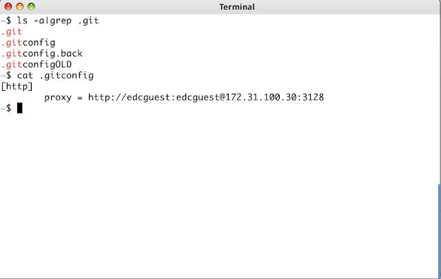 Tricks: Proxy Settings in apt-get,git,pip etc | My TuxBox | A Linux