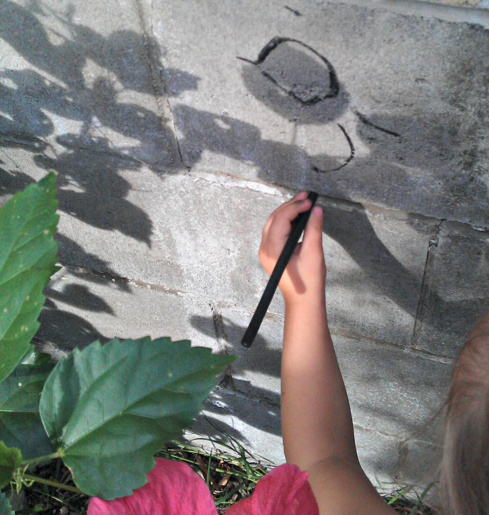 Charcoal Drawing Process Art For Kids Day 6 Montessori Nature