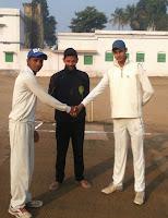 हिलसा को हराकर अलीशाह क्रिकेट क्लब बिहारशरीफ पहुंचि फाइनल में