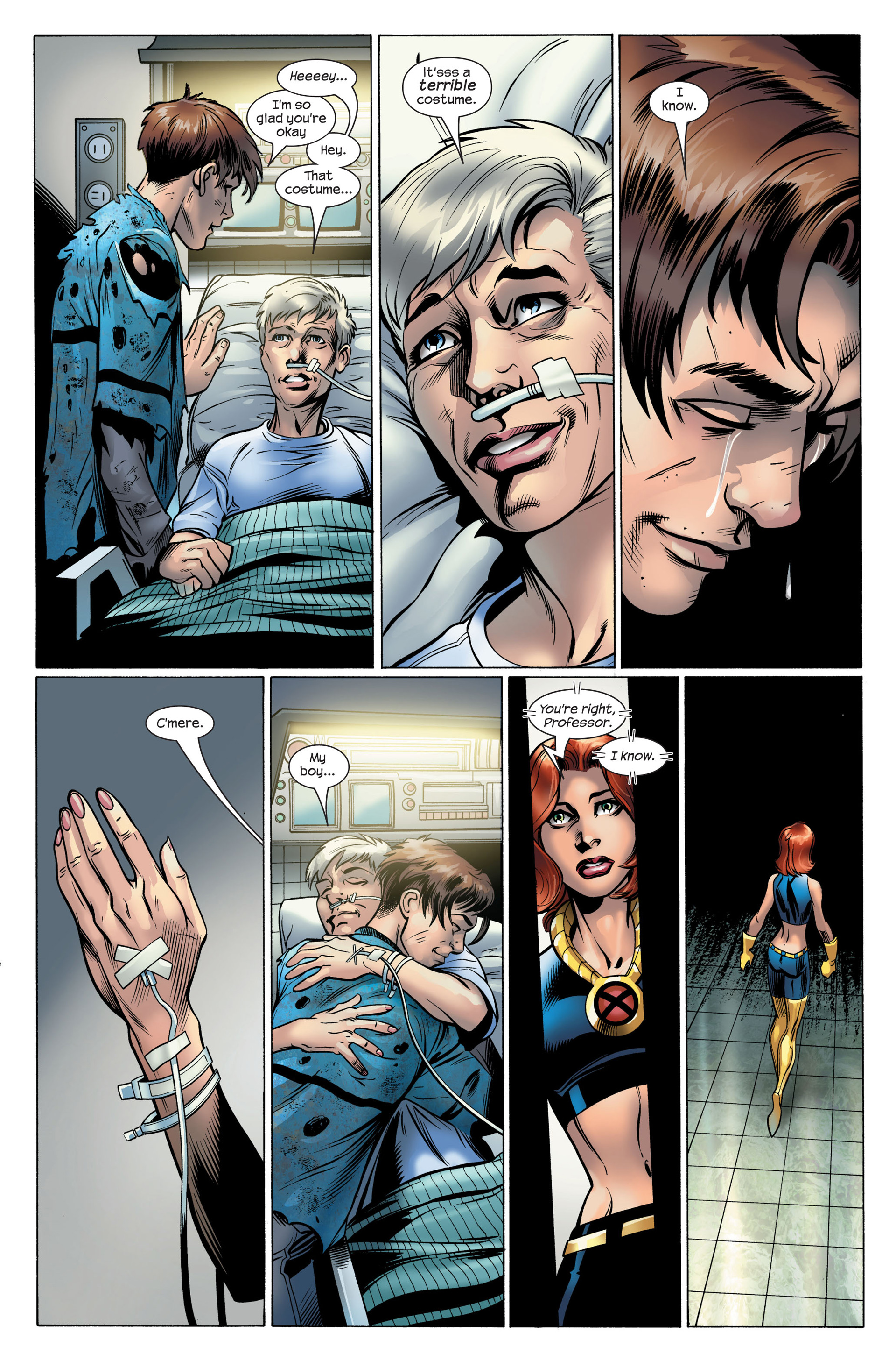 Read online Ultimate Spider-Man (2000) comic -  Issue #105 - 14