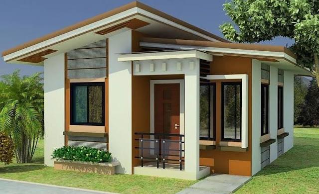 Desain Rumah Minimalis Biaya Murah 30 Jutaan