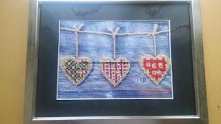 Walentynkowe 3 serca :)