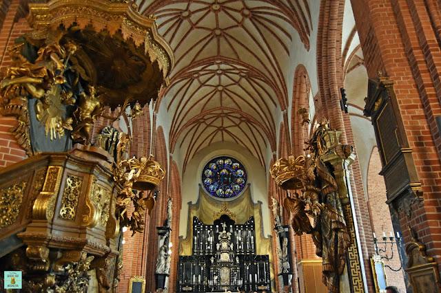 Catedral de Estocolmo (Storkyrkan)