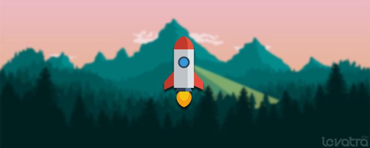 Cara Membuat Tombol Back to Top dengan Efek Roket Meluncur