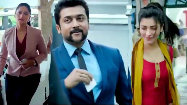 Singam Yamudu 3 Official Trailer Tamil, Telugu Surya