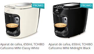 Cumpara de aici acest aparat de cafea TCHIBO Cafissimo Mini