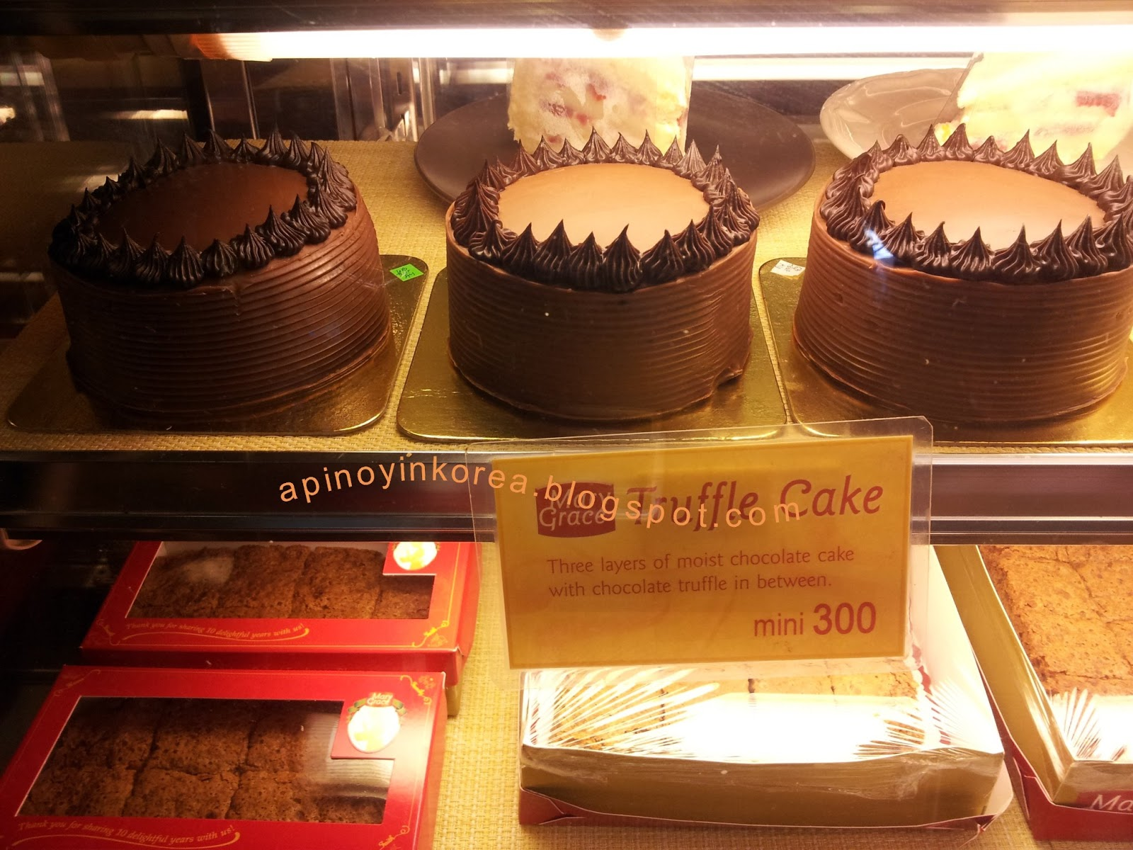 A Pinoy In Korea Quot Let Him Eat Cake Quot