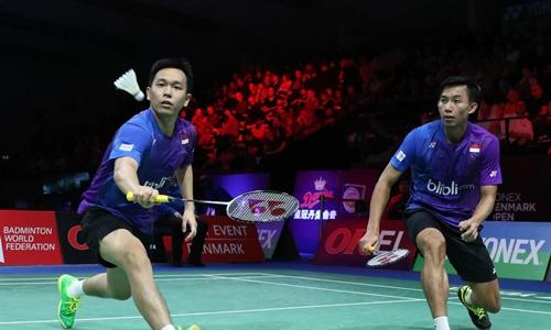 Rian / Hendra Menang, Indonesia Raih Titel Kejuaraan Asia 2018