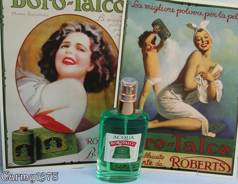Estremamente Un'estate dal profumo vintage con Borotalco LR23