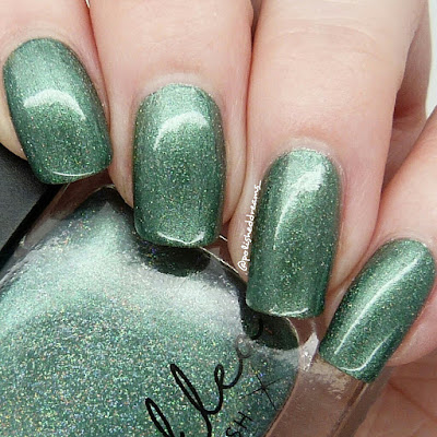 Sparklea Nail Polish Slytherin
