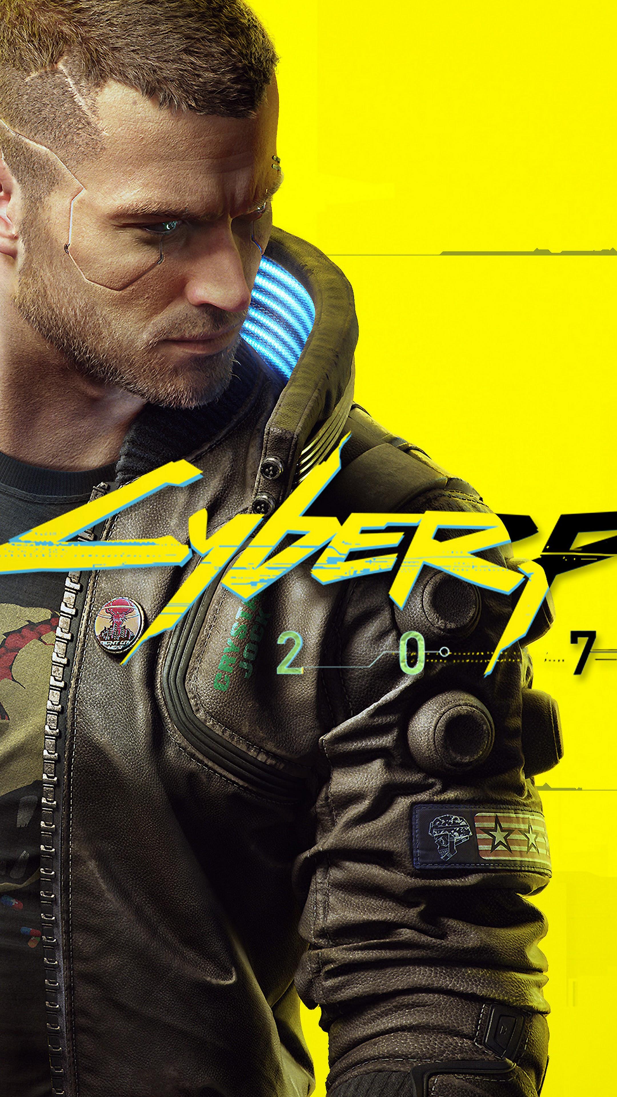 Cyberpunk 2077 V 4k Wallpaper 78