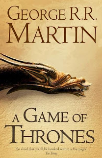 A Game of Thrones, por George R.R. Martin