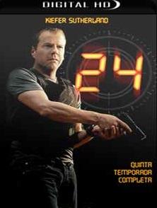 24 Horas 2006 5ª Temporada Completa Torrent Download – WEB-DL 720p Dual Áudio