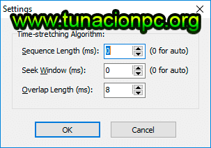 Audio Speed Changer Pro Full