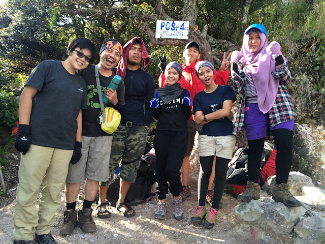 friends, team pendaki, gunung lawu