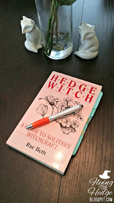 Book Review: Hedge Witch by Rae Beth