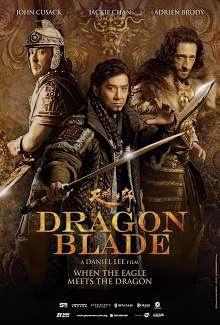 Dragon Blade (2015) English Movie Poster
