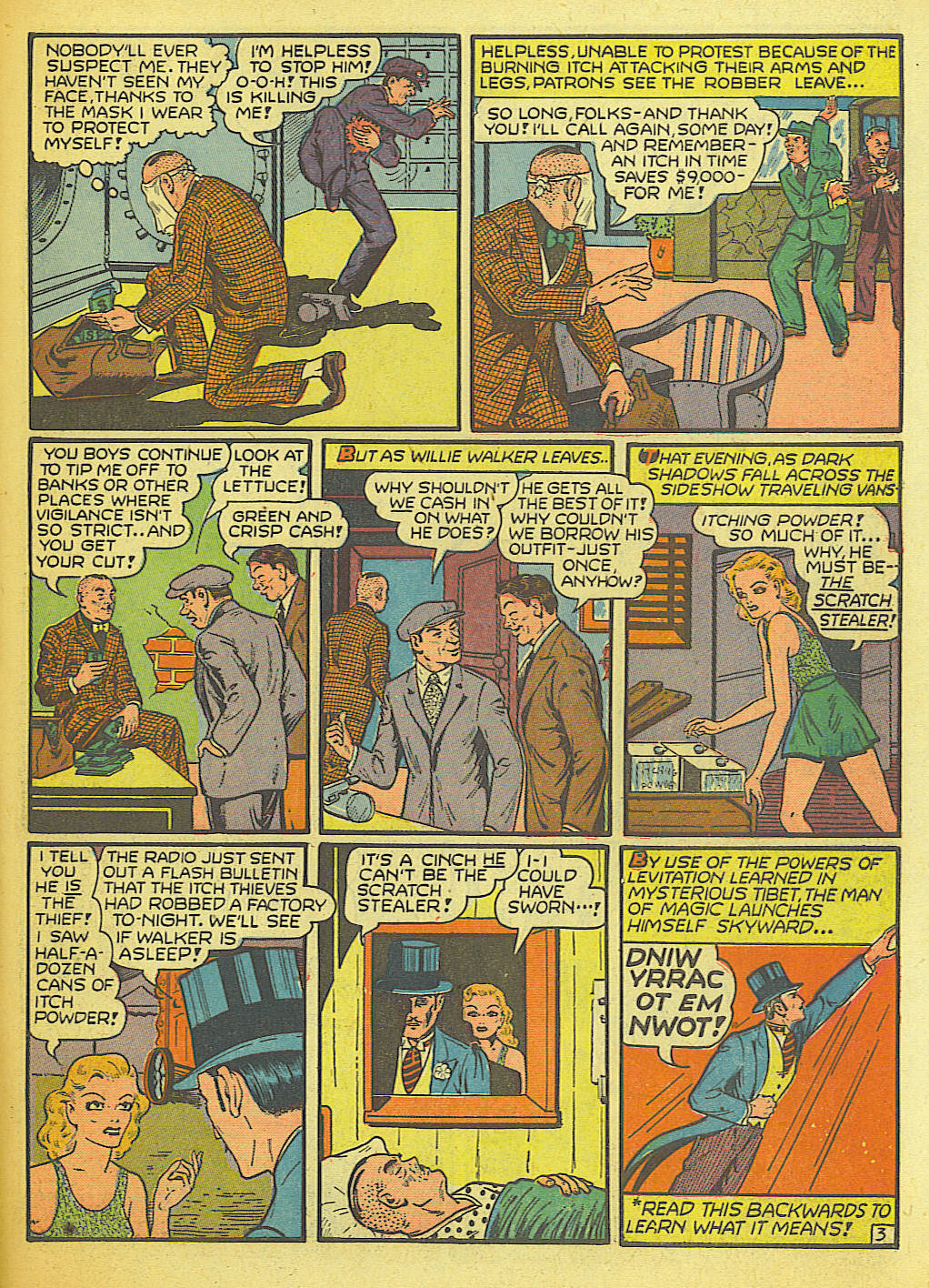 Read online Action Comics (1938) comic -  Issue #58 - 49