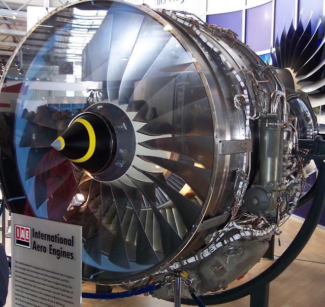 IAE V2500 Engines